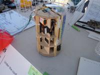 代表的なパラフォイル型CanSat 九州工業大学(KINGS)