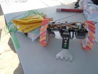 代表的な2輪型CanSat 電気通信大学(Tequila Sunrise)