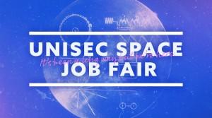 UNISEC SPACE JOB FAIR